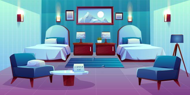 انواع اتاق در هتل